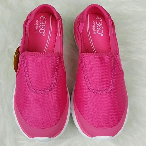 e1e35fa388 Easy Spirit Myles Women Round Toe Walking Shoe